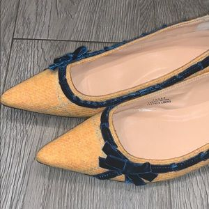 J Crew Pointy Shoes- 7.5